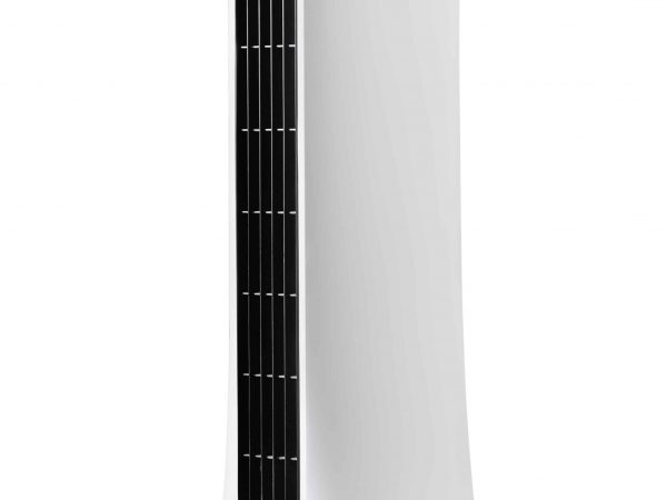 White tower fan for bedrooms