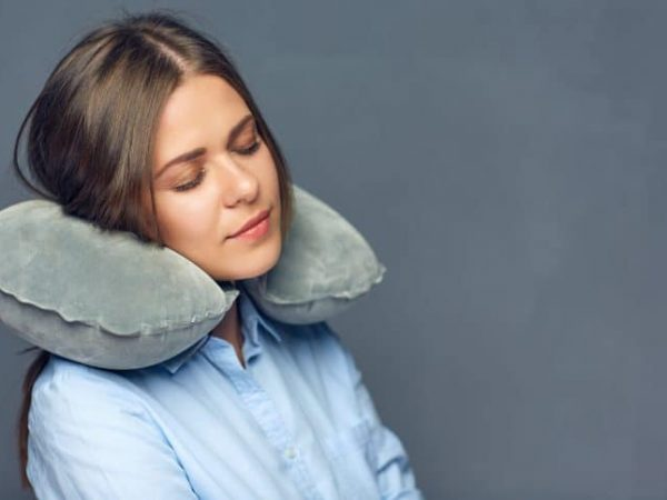 Travel pillows are designed to provide comfort during trips by car, bus, train or plane.