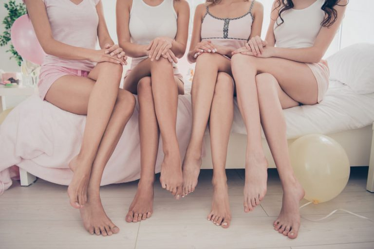 naked legs girls
