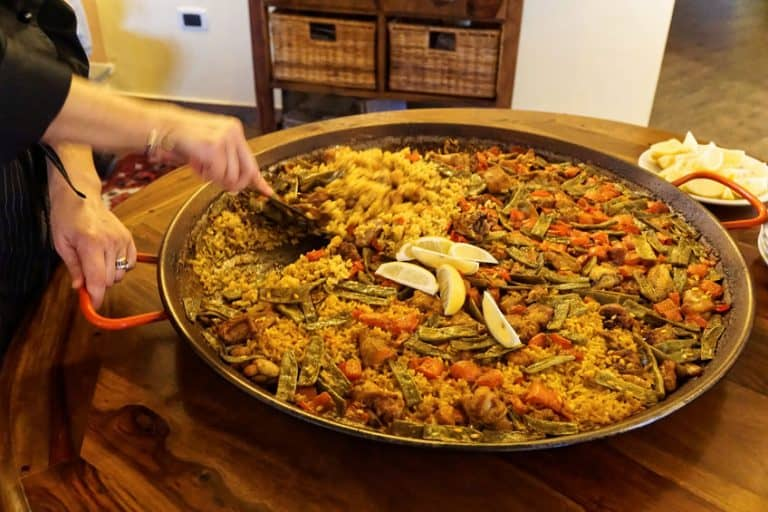 Spanish traditional food